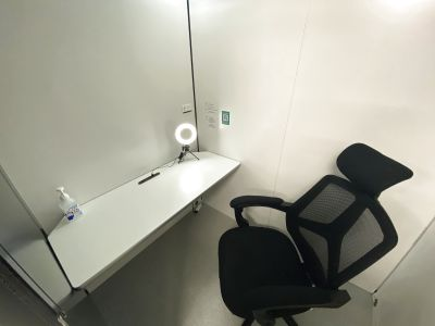 【 NEW✨】神保町駅徒歩2分🤩🤩テレワーク!WEB会議💻 Wi-Fi・電源完備!!完全個室!デザイナーズスペース🌈🌈 - RemoteBOX 神保町店