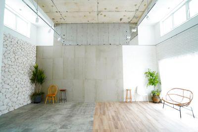 スタジオ 「greenRoom」