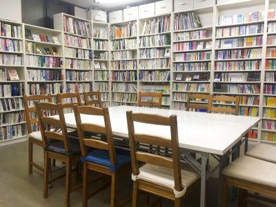 船橋北口みらい図書館