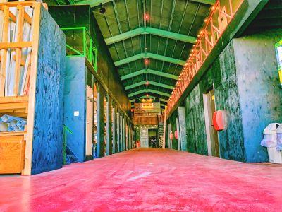 都心最寄りの大型倉庫型スタジオ!24h対応可能 - さいたま与野基地NICO