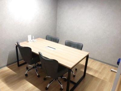 オンライン会議OK!収容人数までゲスト無料!Wi-Fi/電源・フリードリンクなど完備の快適なスペースです♪ - いいオフィス南越谷