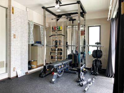 Rental gym BIG