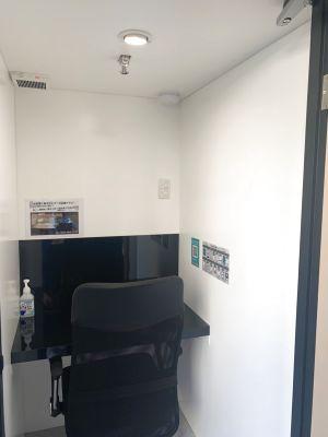 【 NEW✨】調布駅東口1分🤩🤩テレワーク!WEB会議💻 Wi-Fi・電源完備!!完全個室!デザイナーズスペース🌈🌈 - RemoteBOX 調布店