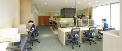 【2名用会議室】八千代緑が丘駅徒歩2分!面談、ヒアリング、テレワークに便利な2名用会議室!Wi-Fi/ドリンク/電源完備 - BIZcomfort八千代緑が丘