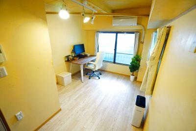 ⭐️光回線導入!⭐️<日吉ミニマルオフィス101>✨OPEN SALE✨完全個室✨モニター/テレワーク/Web会議,面接/自習 - 【日吉ミニマルオフィス】
