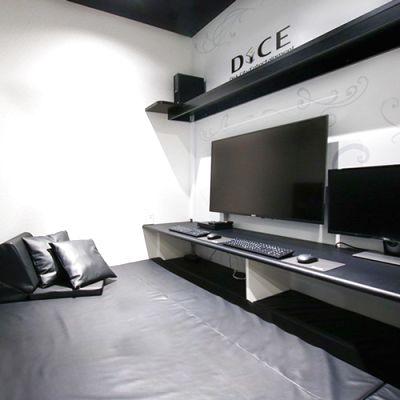 【DiCE仙台店】24時間利用可能な完全個室のレンタルスペース!ZOOM会議やリモートでも使えます! - DiCE仙台店