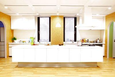 【四ツ谷駅3分】おしゃれなアイランドキッチンの大型スタジオ!設備も大充実♪ - 四ツ谷 レンタルキッチンスペースPatia(パティア)