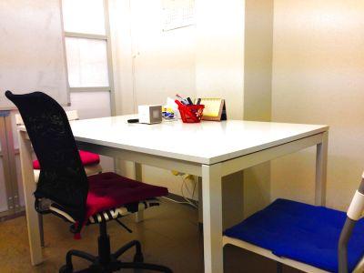 【日暮里駅3分!】マンツーマンレッスンに人気のスペース♪ - 日暮里 貸し会議室「Mirinae」