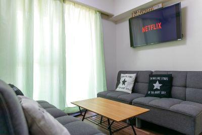 【4Kテレビ、Netflix】駅近で日当たり良いバルコニーでお茶できるスペース!✯レビュー投稿で次回使える割引クーポン進呈中✯ - JK Room 歌舞伎町店