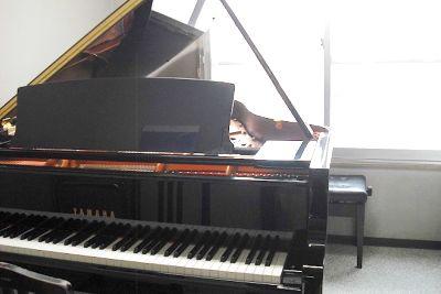 山響楽器ピアノスタジオ