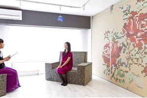 陽だまり手作りアート空間☀︎会議室利用からイベントまで🌙24hシャワーあり - 【プラスぺ東新宿】知的な勉強部屋