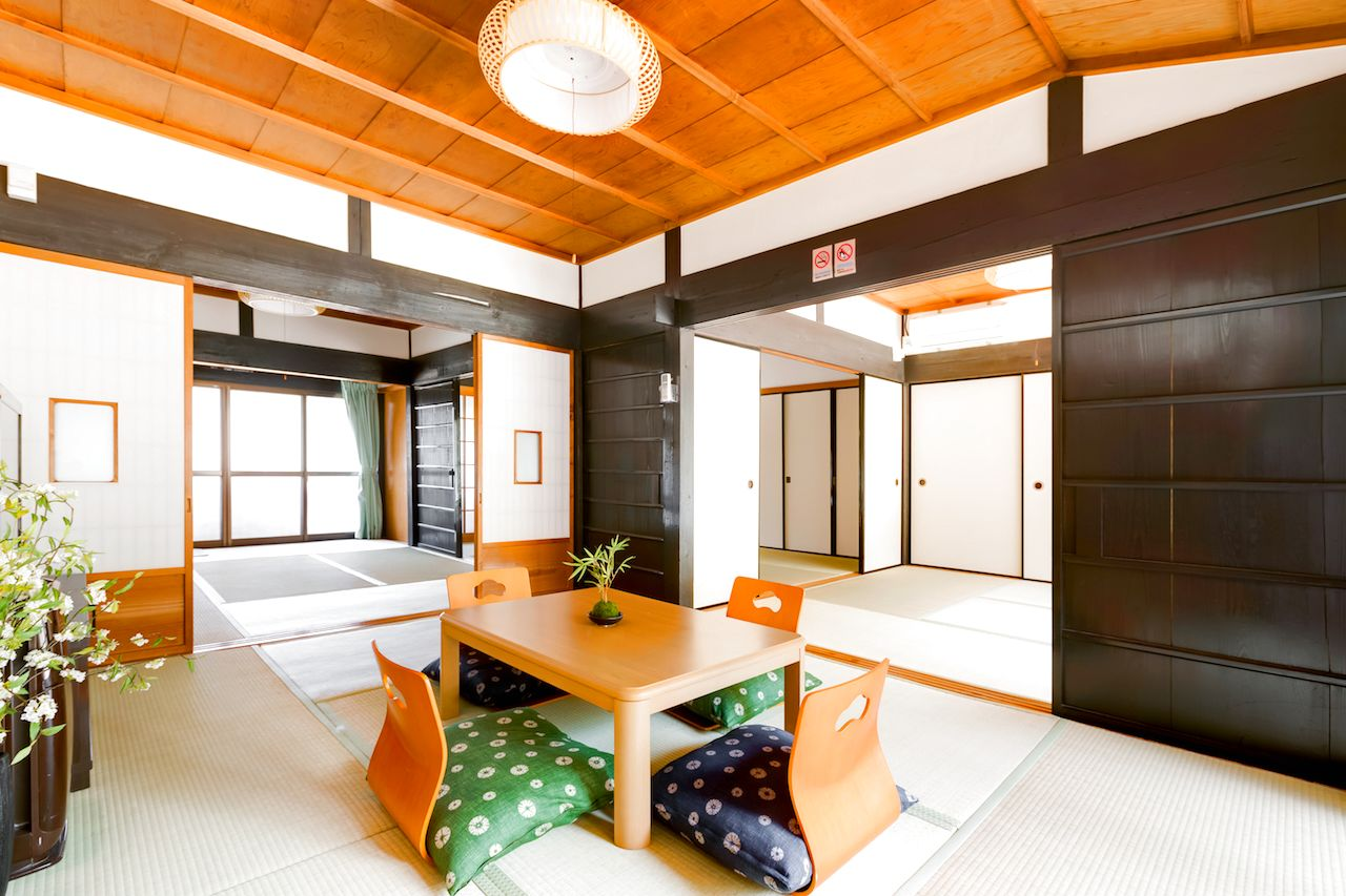 貸別荘【時乃家 奈良吉野】 古民家レンタルスペース10名までの室内の写真 (1/35)