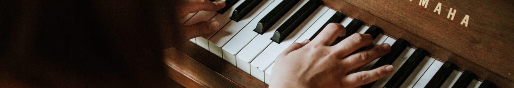 ピアノ演奏に最適なレンタルスタジオ