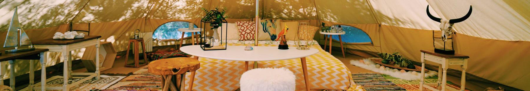 田町駅の屋内キャンプ向けなレンタルスペース