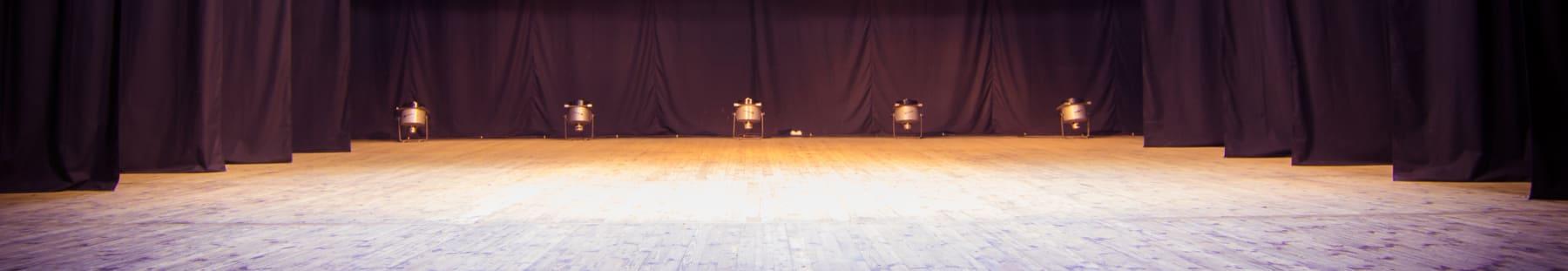 西大宮駅のダンスホール