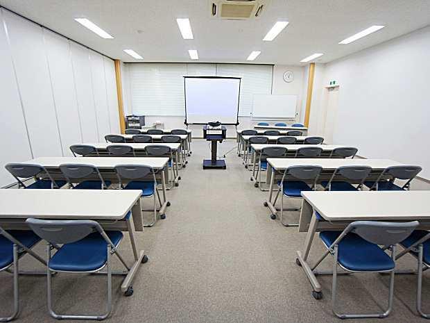 名古屋会議室 法研中部久屋大通店 第2会議室の室内の写真