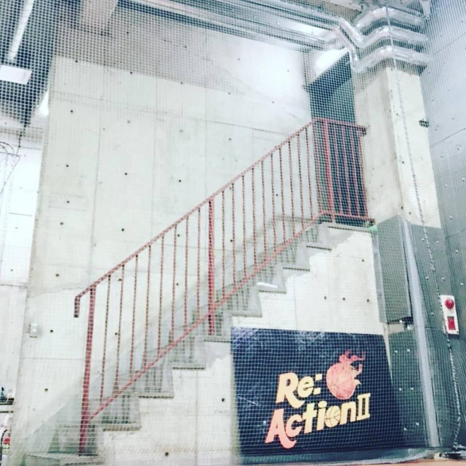 リアクション2 Re:Action2の室内の写真