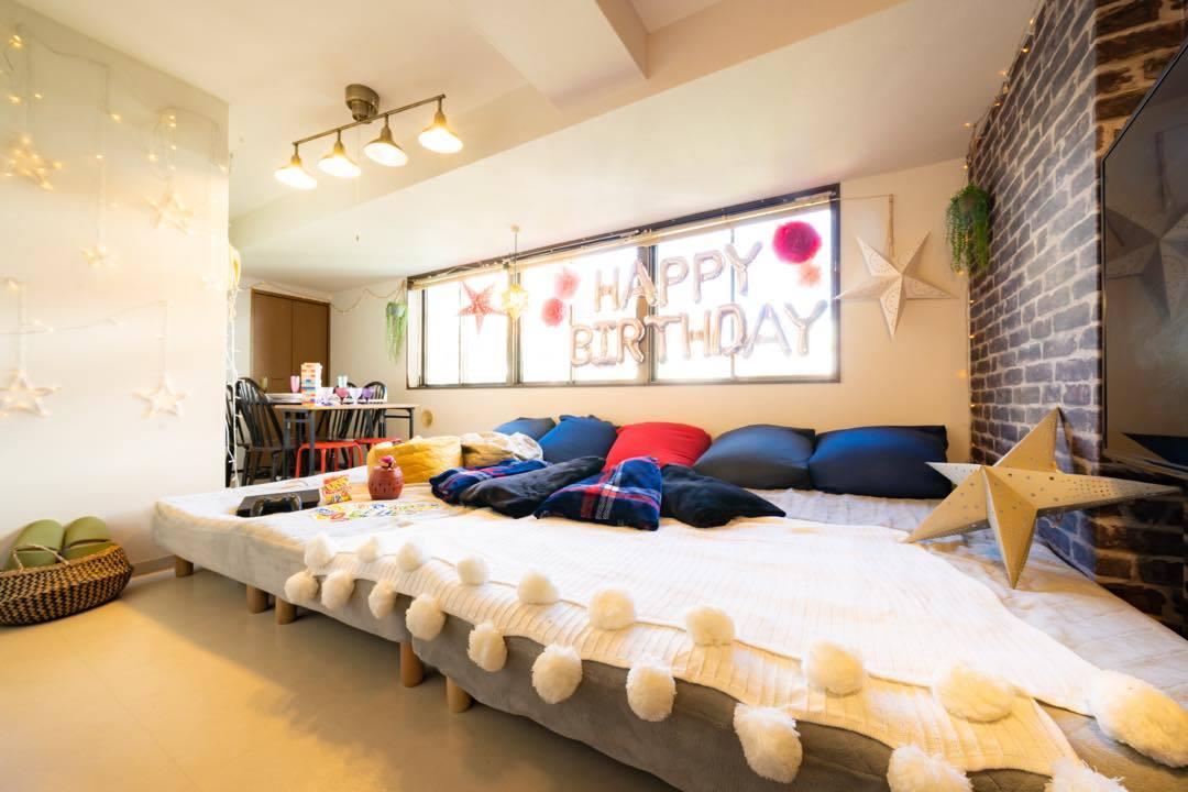 TS00080東新宿 イベントスペースの室内の写真