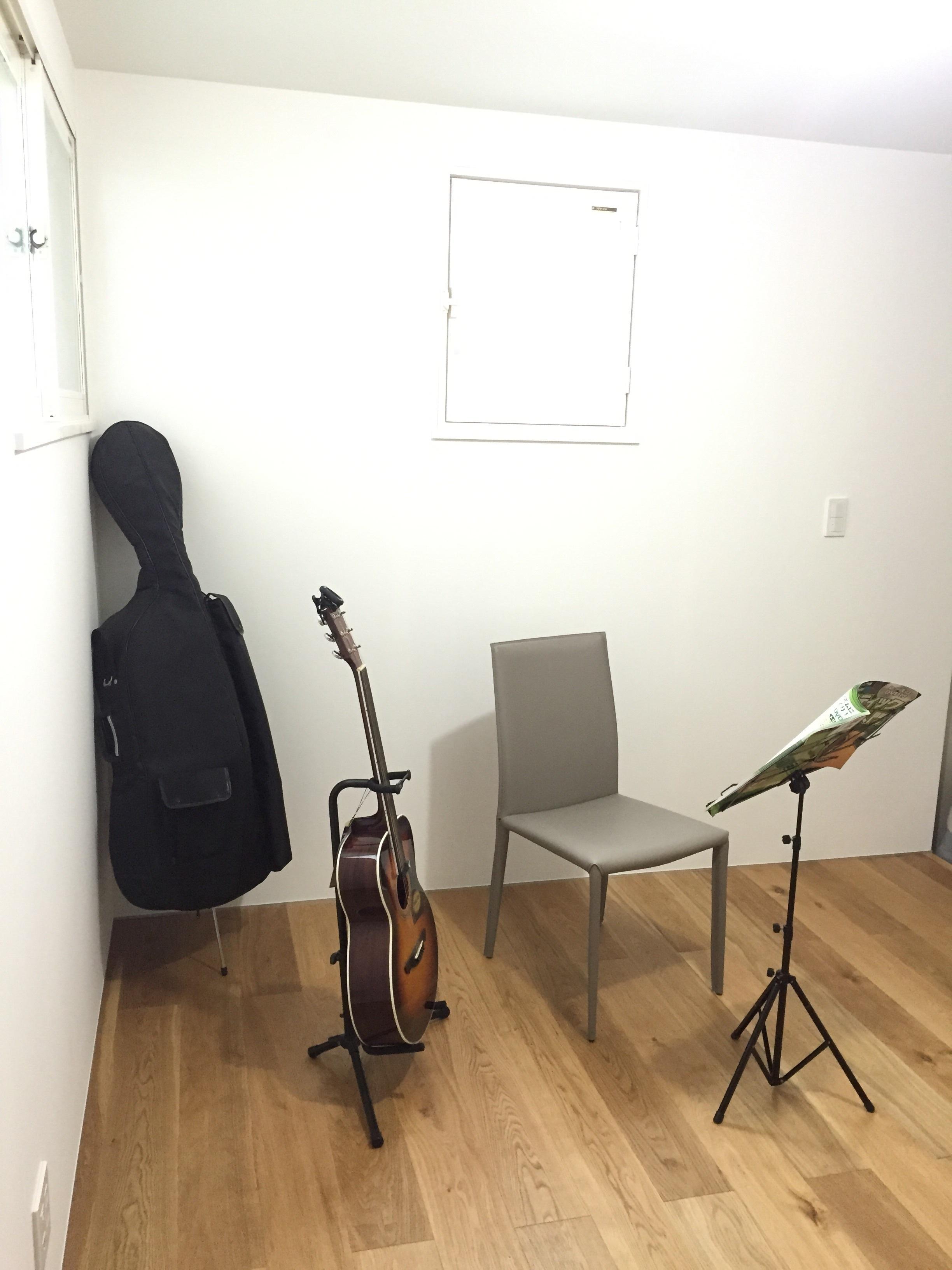 【桜新町】studio Pあり[studio]防音多目的の室内の写真