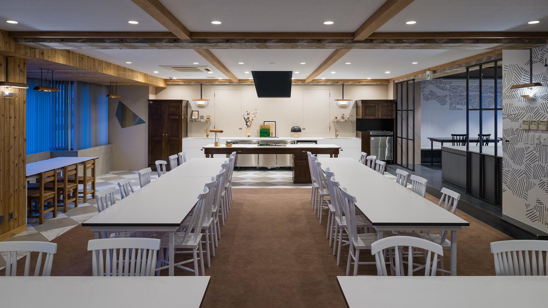 東京ベイサイド レンタルキッチンスペースPatia(パティア) レンタルキッチンスペースの室内の写真