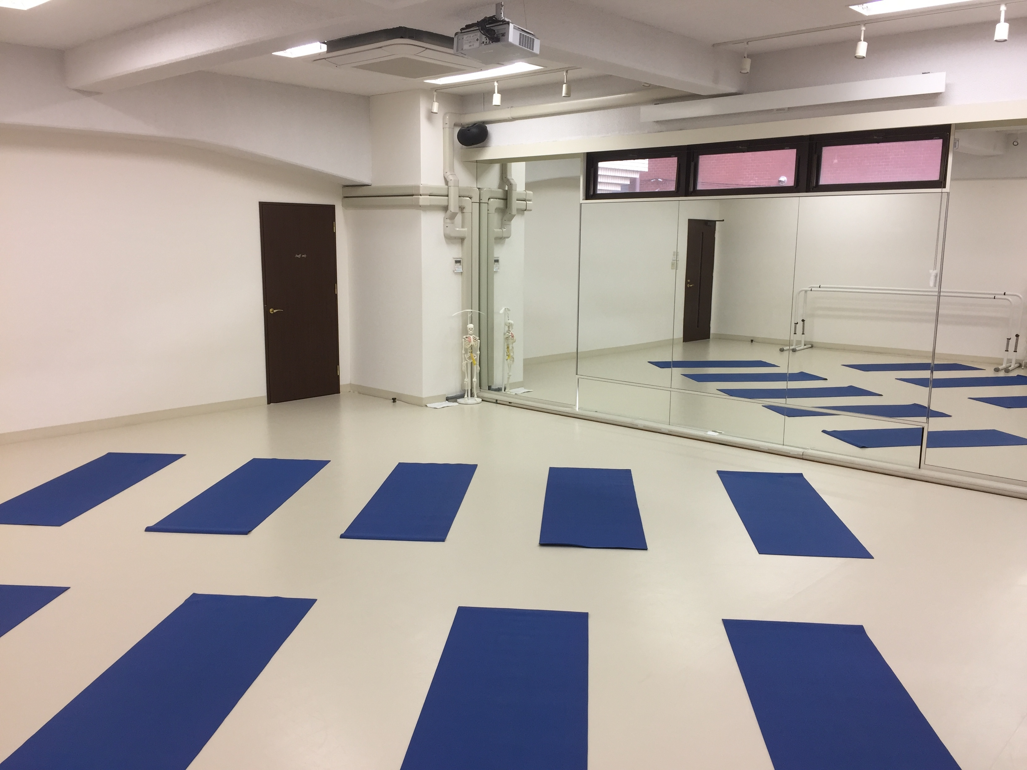 Ayumi Ballet アユミバレエの室内の写真