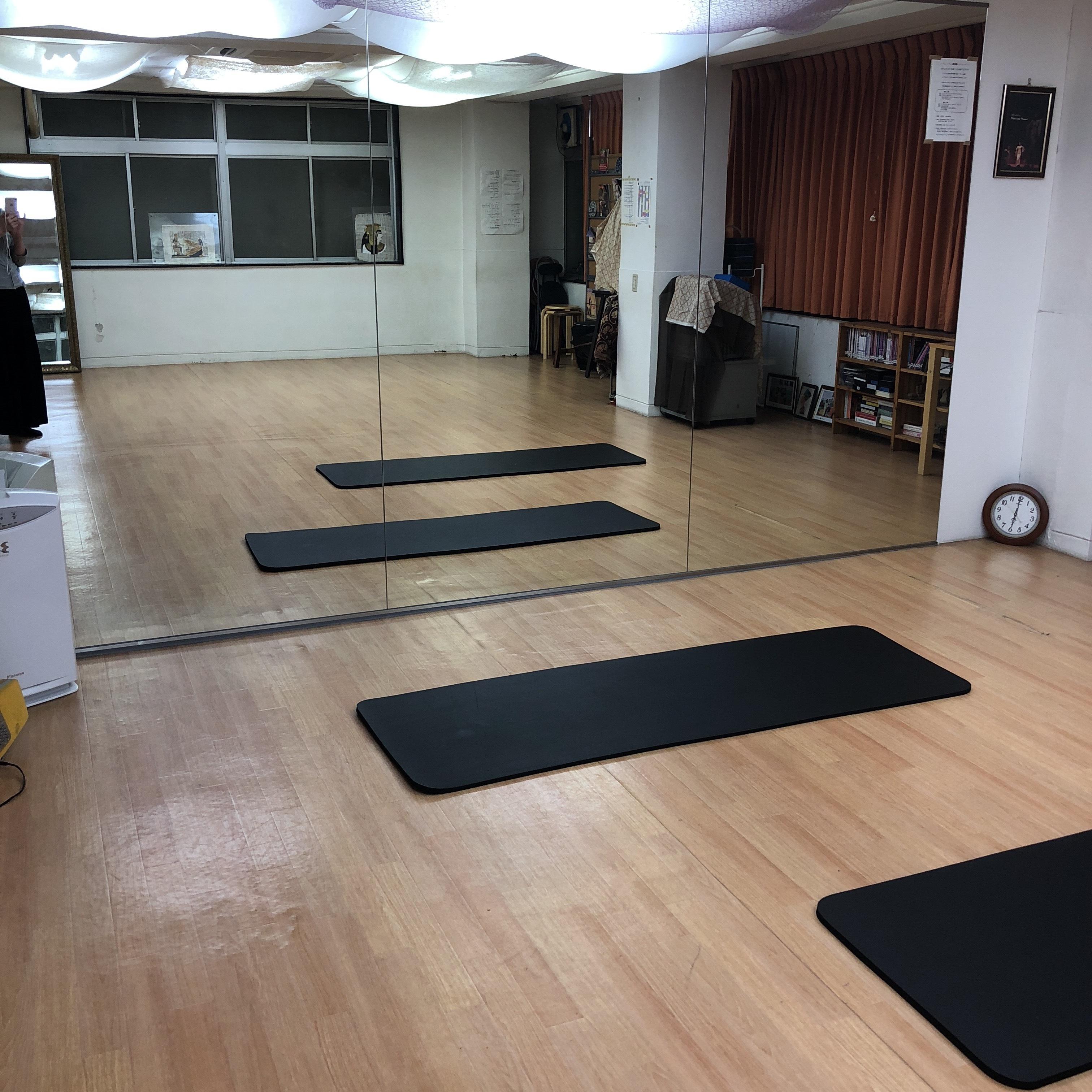 スタジオアラベスク レンタルスタジオの室内の写真