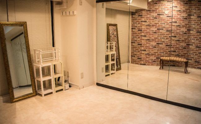 すむぞう神南スタジオ1 レンタルスタジオの室内の写真
