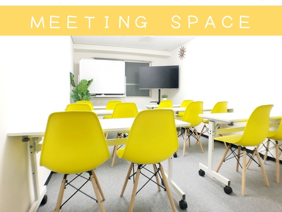お気軽会議室 本町 パルフェ本町 会議室の室内の写真