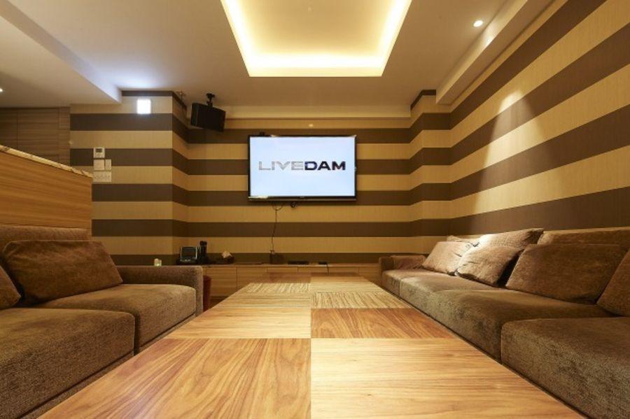 六本木パーティールーム Lounge-R スペースAの室内の写真