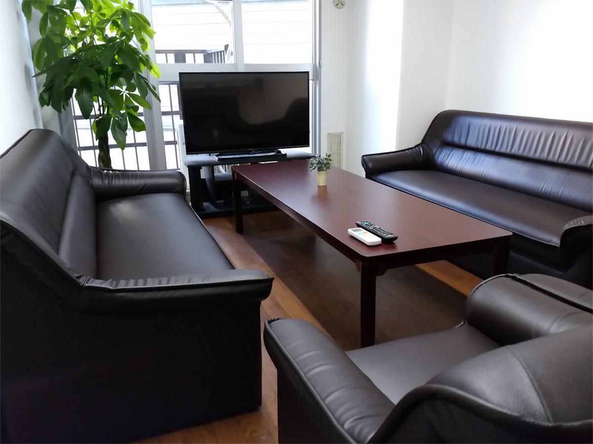 【池袋駅東口3分】会議室/応接室 会議室/応接室の室内の写真