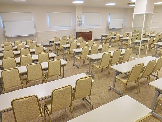 新横浜3丁目大ホール【加瀬会議室】 Room1の室内の写真