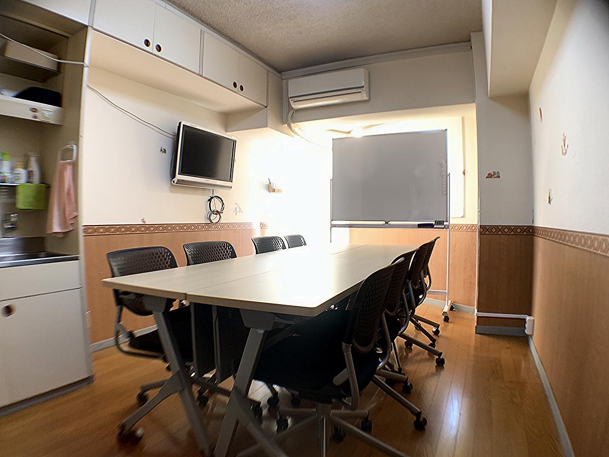 おてがる会議室in758 Share8P『カストル』の室内の写真