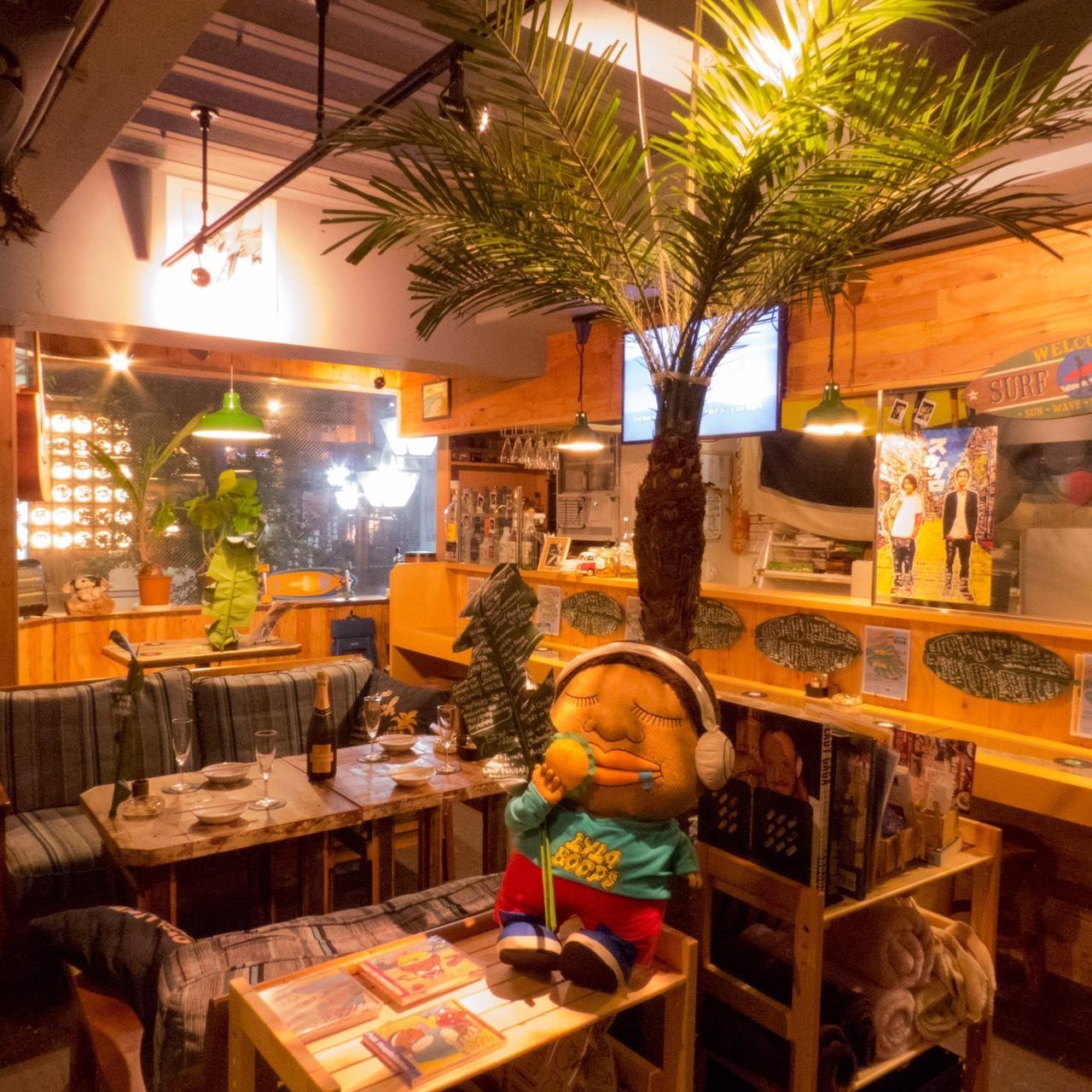 焼鳥MOZU 西海岸風ROOMの室内の写真