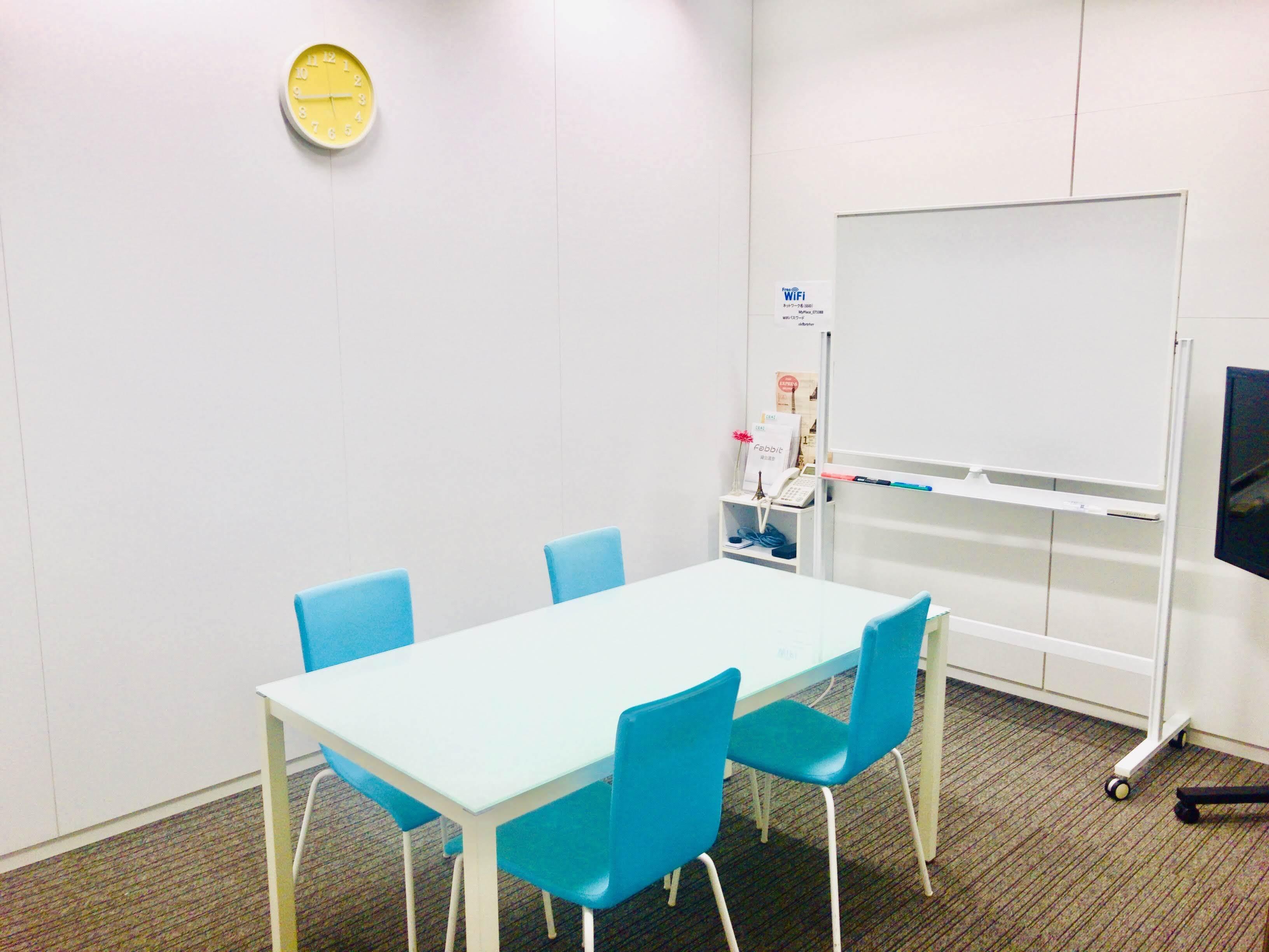 fabbit大阪本町 打合室の室内の写真