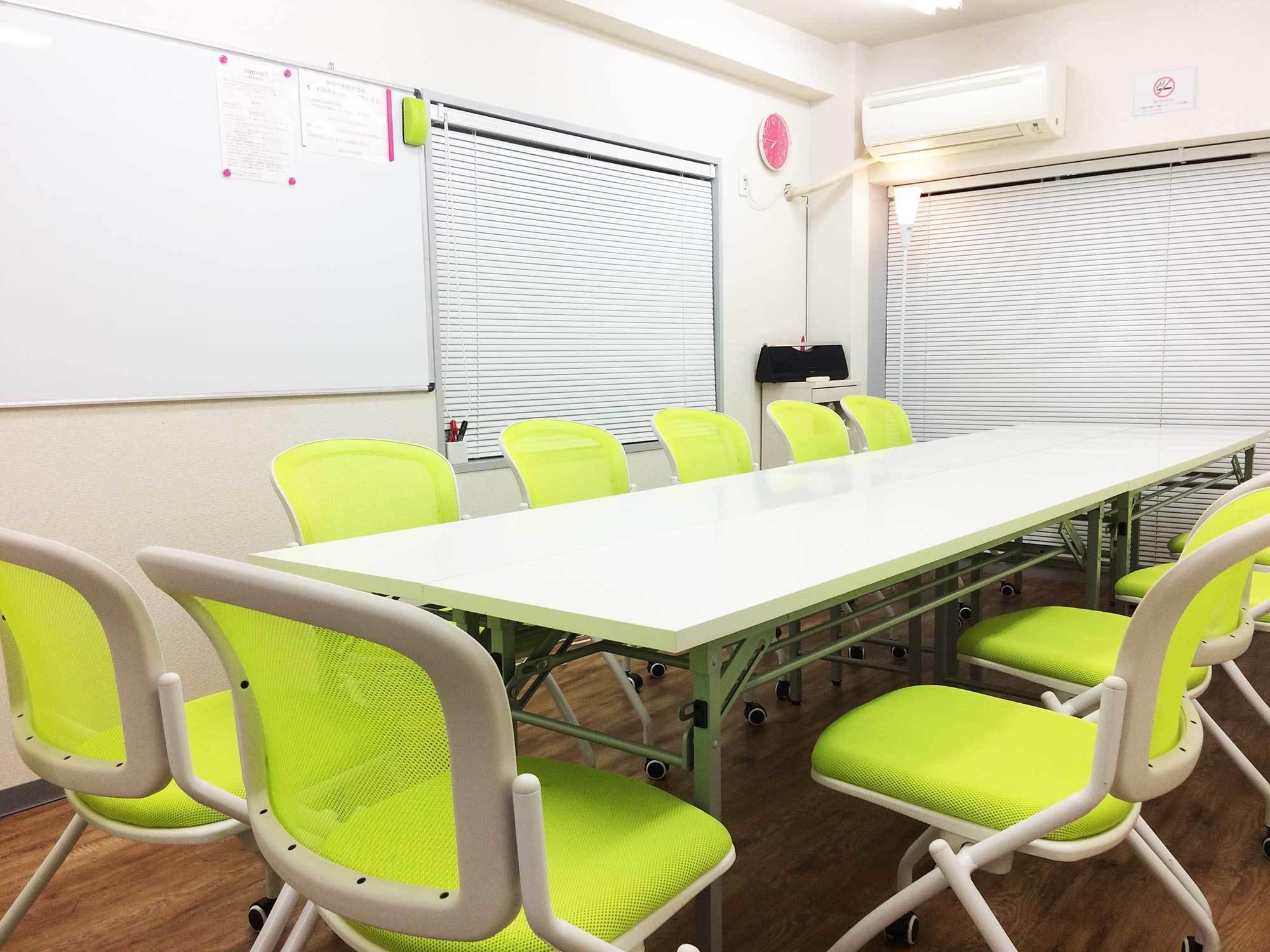 カラメル恵比寿東口1号店 貸し会議室の室内の写真