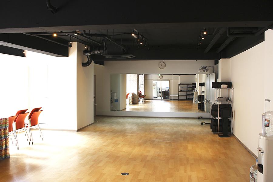 レンタルスタジオ戸越銀座 多目的レンタルスタジオの室内の写真