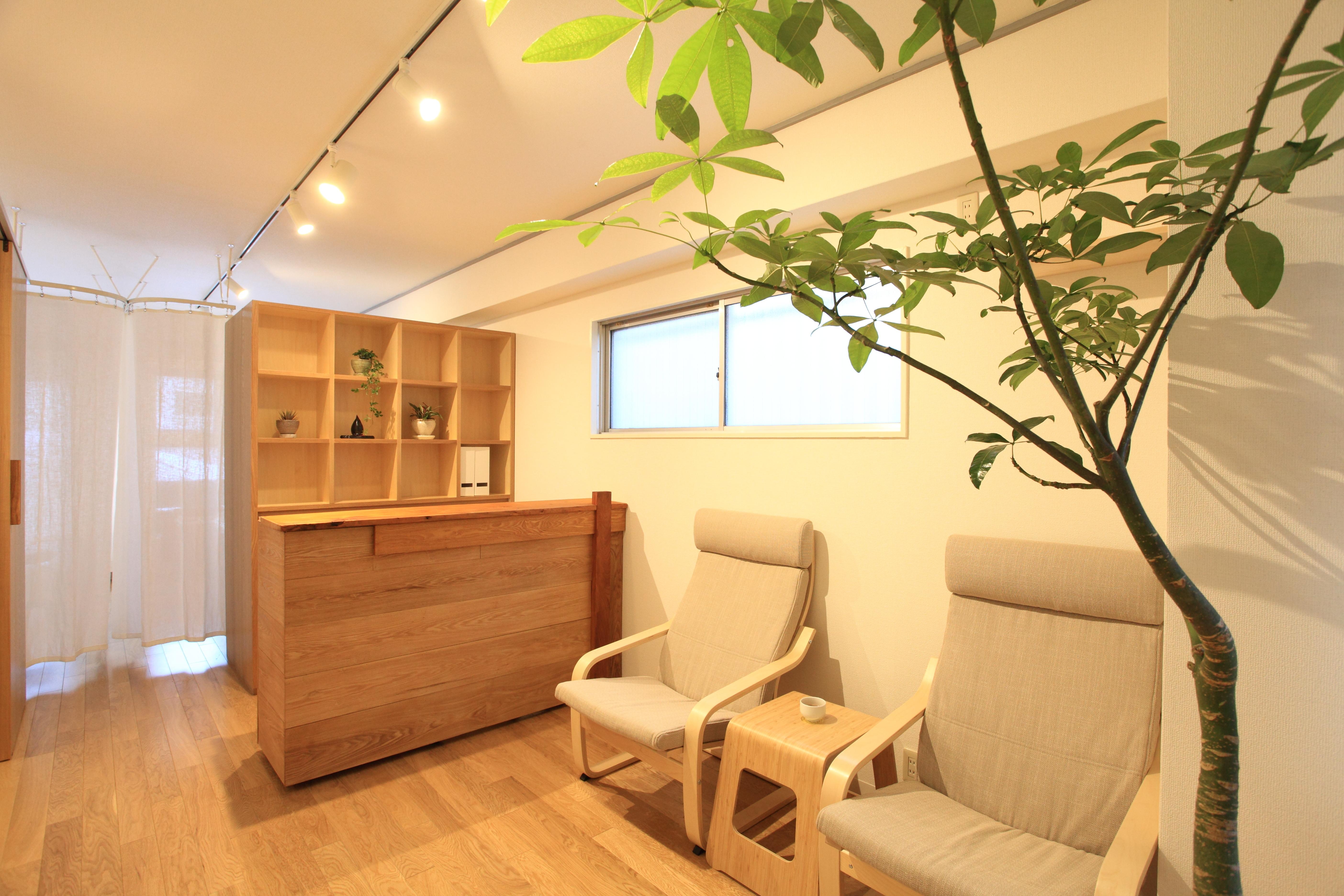 レンタルサロン「三六九堂」の室内の写真