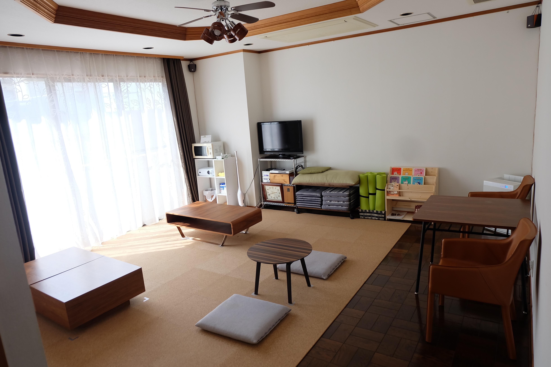 creators village hiroshima サブルームの室内の写真
