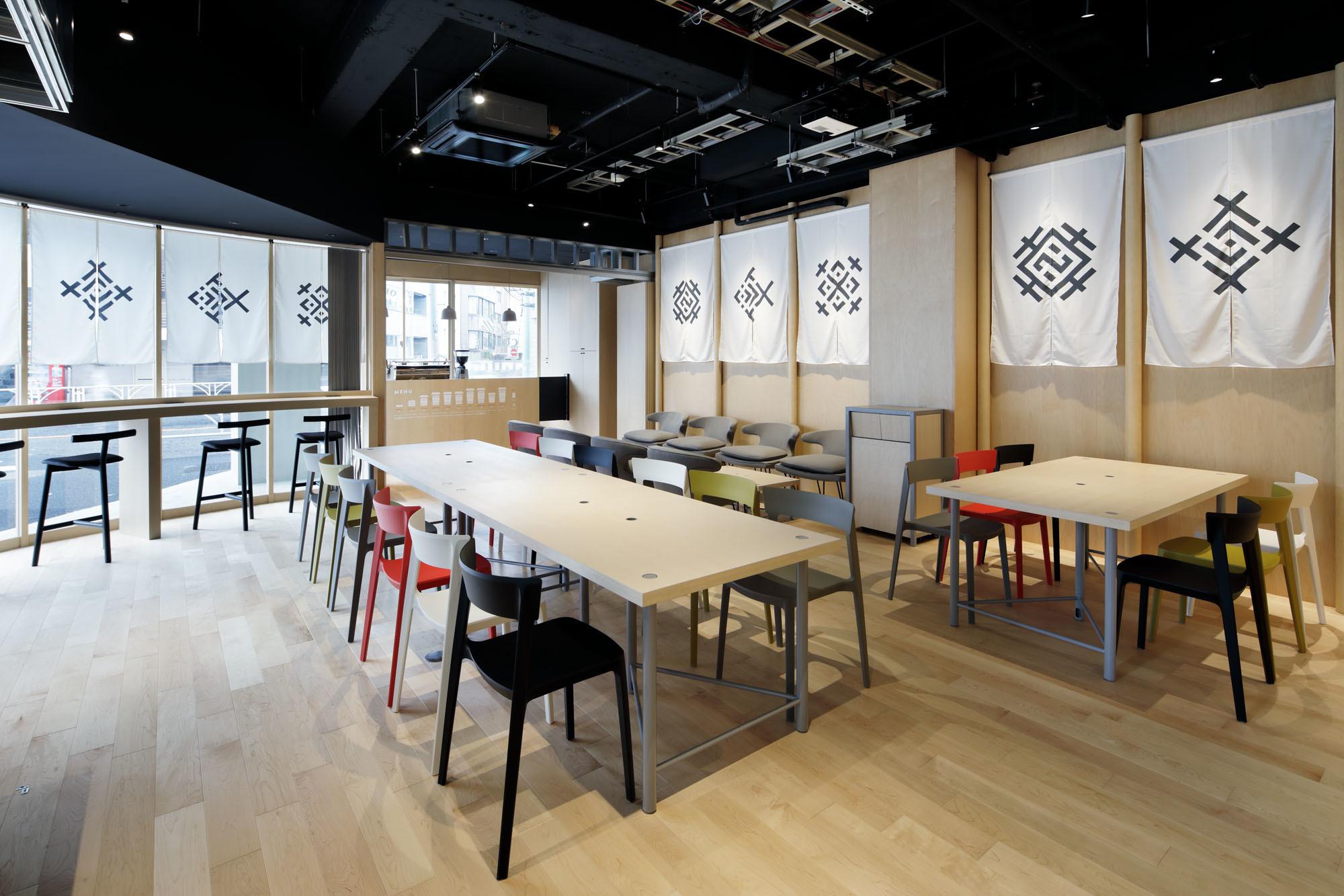 COHSA SHIBUYA 多目的スペース(1階貸切)の室内の写真