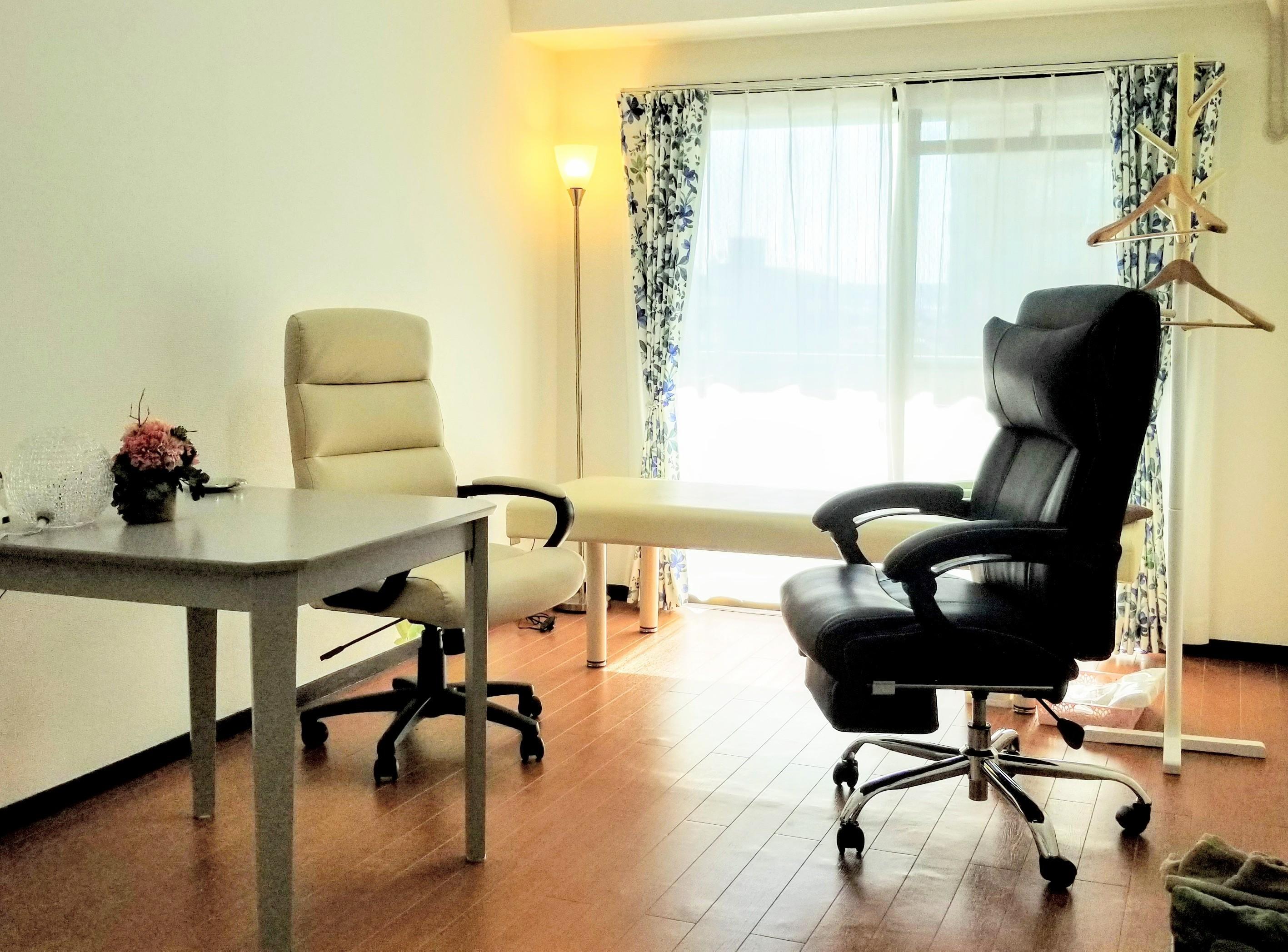 レンタルサロンKNOEH. レンタルサロンの室内の写真