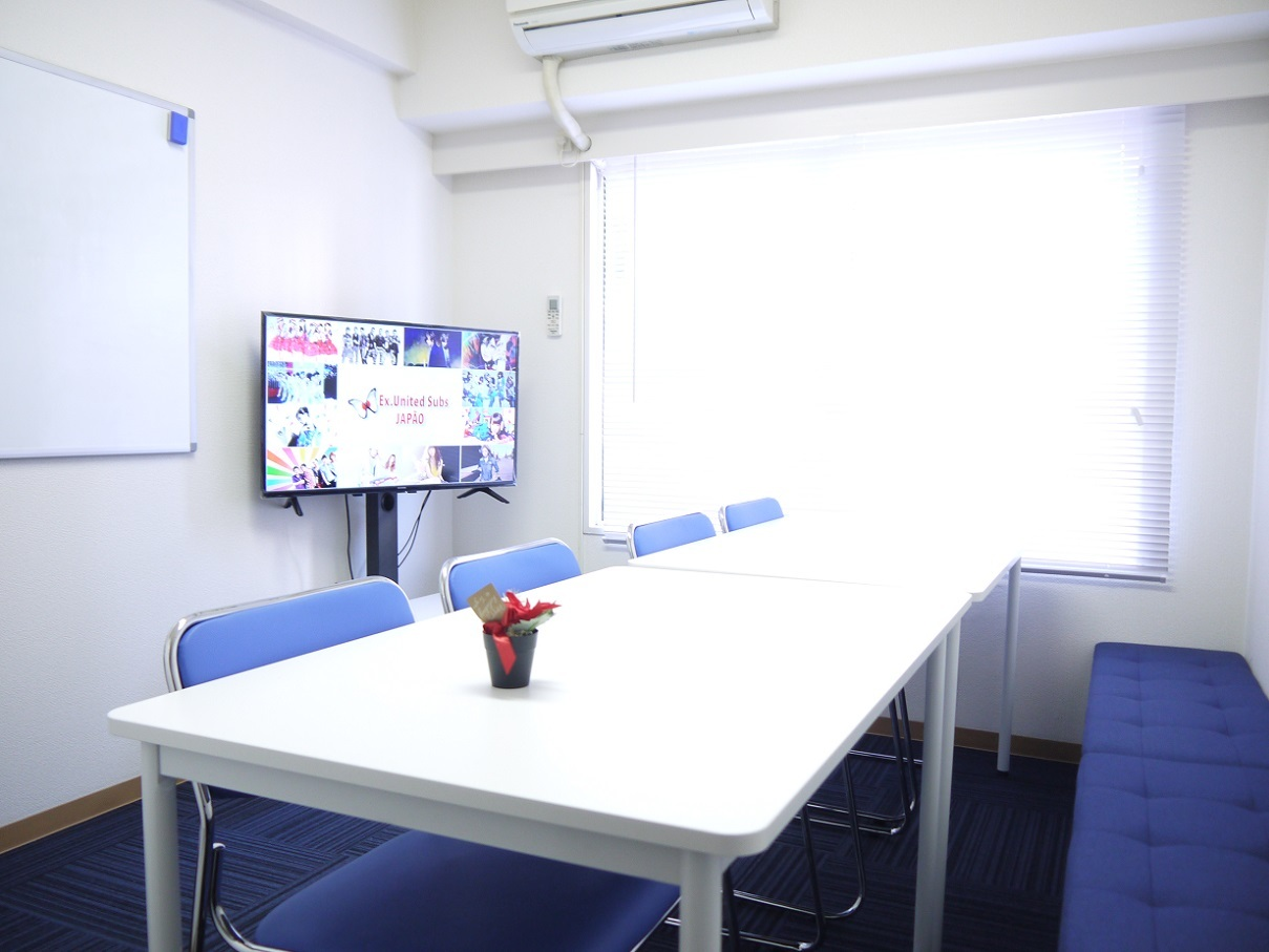 スペースナッツ新宿の室内の写真