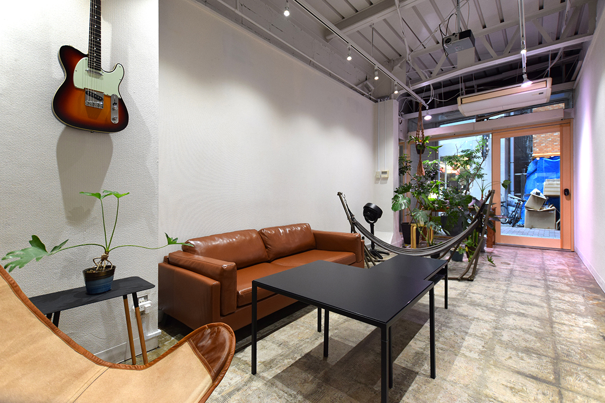 Studio SOIL スチール撮影利用(A1:31㎡)の室内の写真