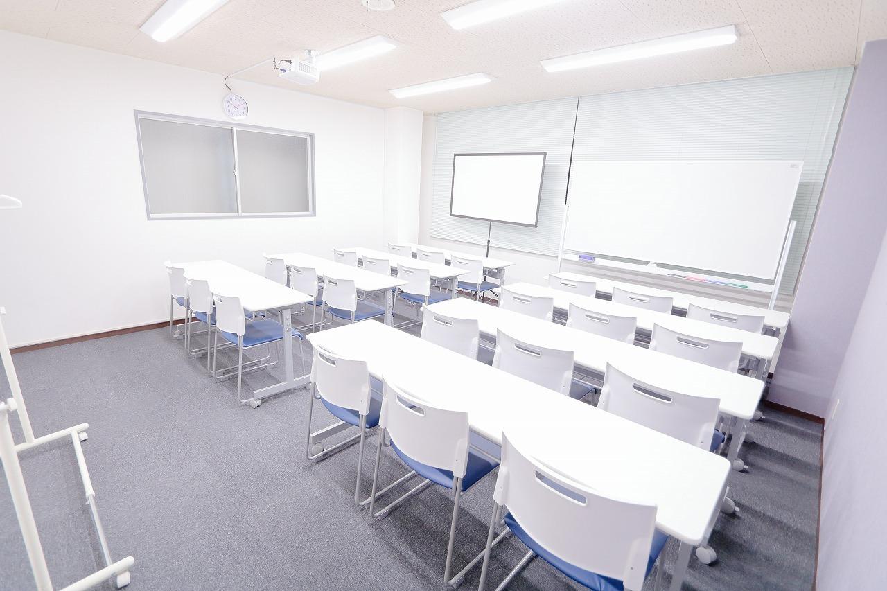 新宿オークプラザビル ふれあい貸し会議室新宿No20の室内の写真