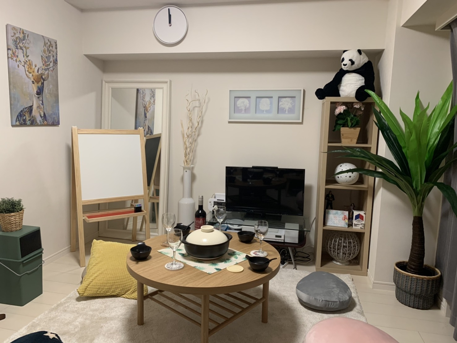 レンタルスペース「パンダ」の室内の写真