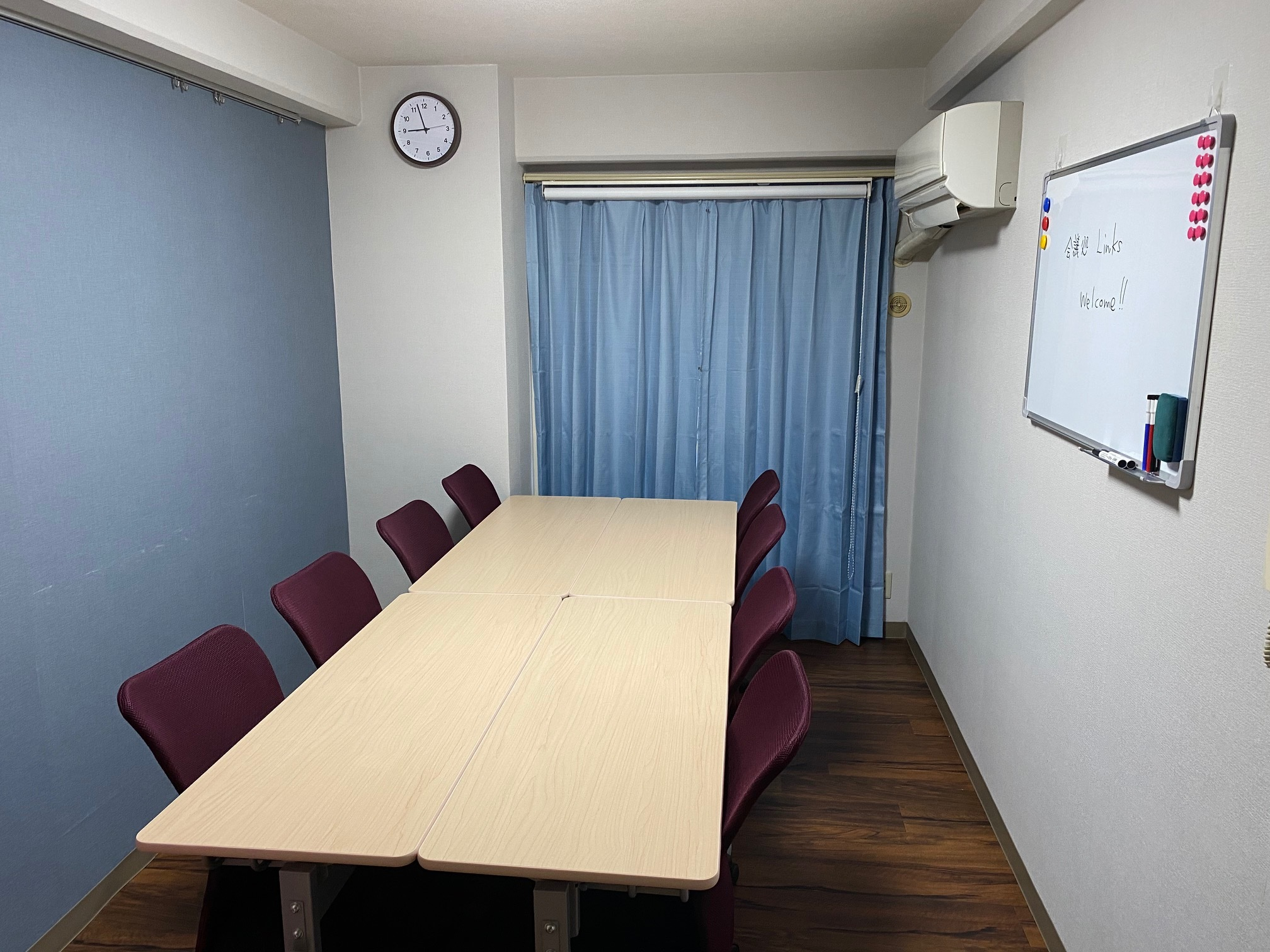 会議処*Links 新丸子駅前 貸し会議室の室内の写真