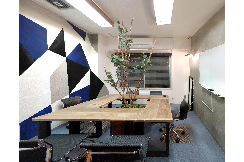 Sabori 西新宿 貸切個室 テレワーク 貸会議室 パーティー 24時間 - Sabori 西新宿 多目的レンタルスペースの室内の写真