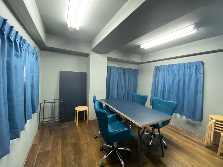 ◆表参道駅徒歩1分の会議室 表参道会議室の室内の写真