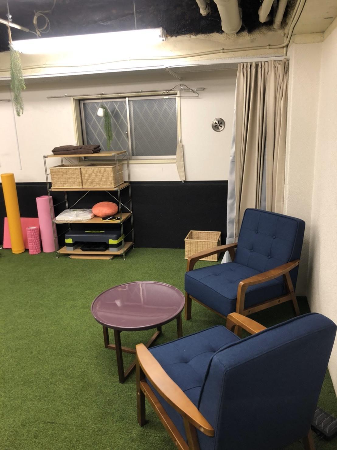 LiMEレンタルジム 新中野 レンタルジムの室内の写真