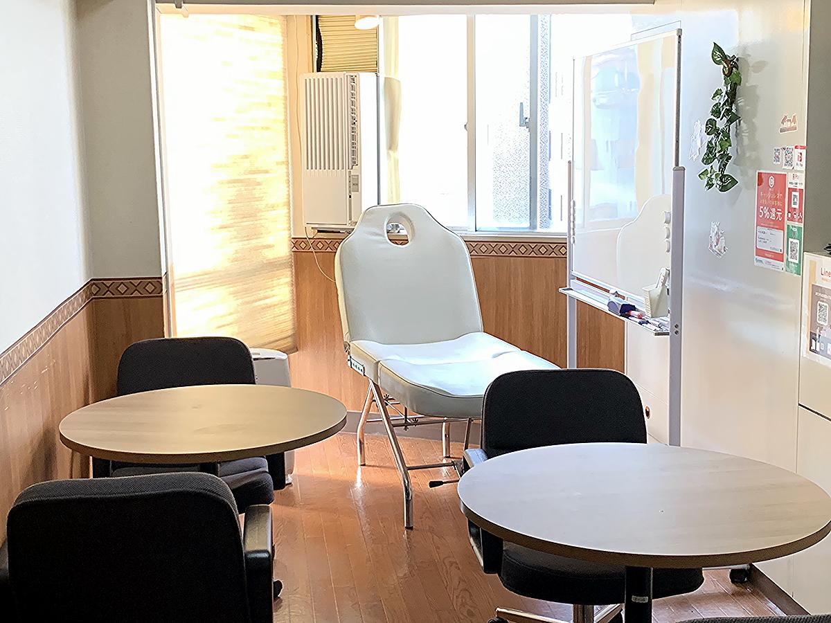 おてがる会議室in758 Share8P『ポルックス』の室内の写真