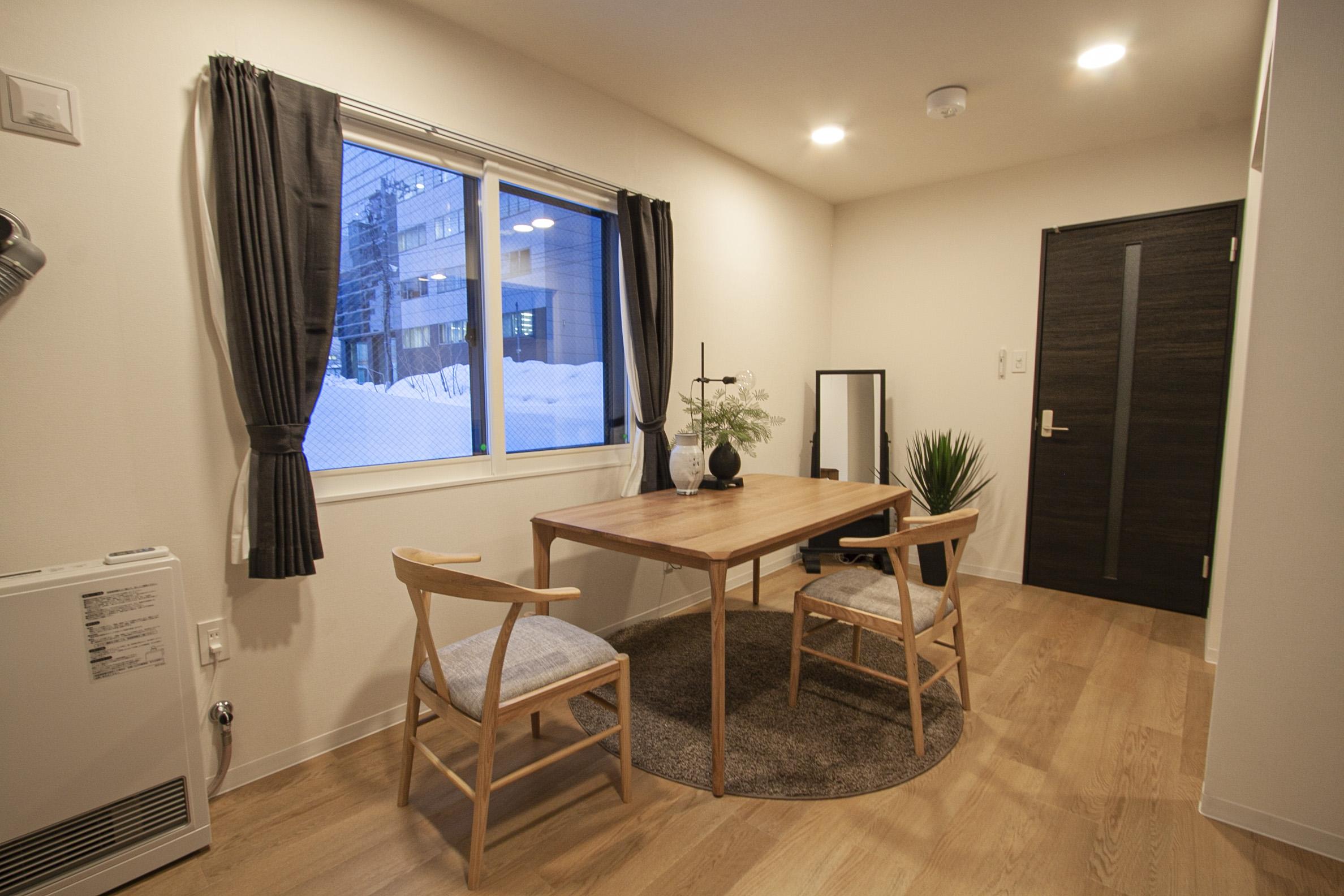 UCHI Susukino5.7 Room1の室内の写真
